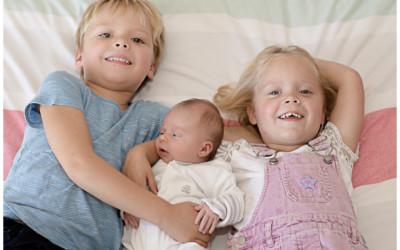 Elizabeth Wendy | Lifestyle Newborn Session