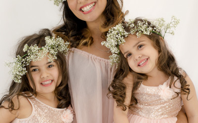 Tracey, Morgan-Lee and Parker-Grace | Mother's Love Portrait Session